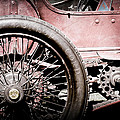 1913 Isotta Fraschini Tipo Im Wheel by Jill Reger