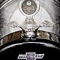 1915 Chevrolet Touring Hood Ornament - Moto Meter by Jill Reger