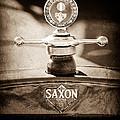 1915 Saxon Roadster Hood Ornament by Jill Reger