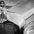 1926 Duesenberg Model A Boyce Motometer - Hood Ornament by Jill Reger