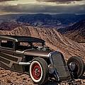 1931 Ford Hot Rod Sedan by TeeMack