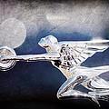 1932 Packard 12 Convertible Victoria Hood Ornament by Jill Reger