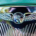 1933 Pontiac Emblem by Jill Reger