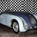 1936 Bugatti 57g Tank by Boris Mordukhayev