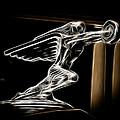 1936 Packard Hood Ornament by Steve McKinzie