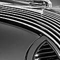1936 Pontiac Hood Ornament by Jill Reger