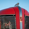 1937 Buick Boattail Roadster Grille Emblems by Jill Reger