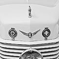 1937 Cord 812 Sc Convertible Phaeton Sedan Grille Emblems by Jill Reger