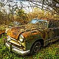 1949 Ford by Debra and Dave Vanderlaan