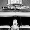 1950 Pontiac Grille Emblem by Jill Reger