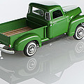 1951 Chevy Pick-up by Robert Mollett
