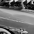 1953 Hudson Hornet Sedan Engine by Jill Reger