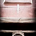 1953 Nash-healey Roadster Grille Emblem by Jill Reger