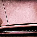 1953 Studebaker Coupe Grille Emblem by Jill Reger