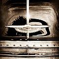1954 Chevrolet Deluxe Grille Emblem by Jill Reger