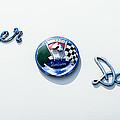 1954 Kaiser-darrin Roadster Emblem by Jill Reger