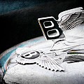 1957 Bentley S-type Hood Ornament - Emblem by Jill Reger