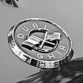 1957 Dual-ghia Convertible Emblem by Jill Reger