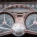 1959 Buick Lesabre Steering Wheel by Jill Reger