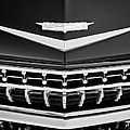 1959 Cadillac Eldorado Grille Emblem by Jill Reger