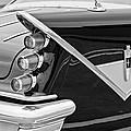 1959 Desoto Adventurer Convertible Tail Light Emblem by Jill Reger