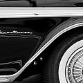 1959 Desoto Adventurer Convertible Wheel by Jill Reger