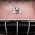 1962 Dodge Polara 500 Emblem by Jill Reger