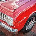 1963 Ford Falcon Sprint Convertible  by Rich Franco