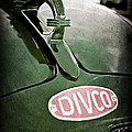 1965 Divco Milk Truck Hood Ornament by Jill Reger
