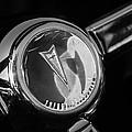 1967 Pontiac Firebird Steering Wheel Emblem by Jill Reger