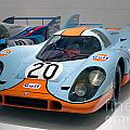 1970 Porsche 917 Kh Coupe by Paul Fearn