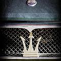 1972 Maserati Ghibli Grille - Hood Emblems by Jill Reger