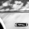 1995 Jaguar Emblem by Jill Reger