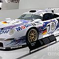 1998 Porsche 911 Gt1 by Paul Fearn