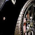 2011 Ferrari 599 Gto Emblem - Wheel by Jill Reger