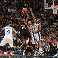 2014 Nba Finals - Game Two by Jesse D. Garrabrant