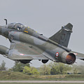 A French Air Force Mirage 2000d Taking by Giovanni Colla