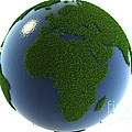 A Greener Earth by Science Picture Co
