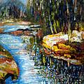 A Morning At River Bank Park Ny by Harsh Malik