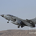 A Panavia Tornado Of The Italian Air by Ofer Zidon