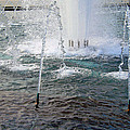 A World War Fountain by Cora Wandel