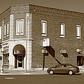 Abilene Kansas - 2nd And Broadway by Frank Romeo