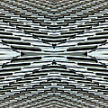 Abstract Buildings 5 by J D Owen