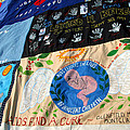 Aids Quilt -- 3 by Cora Wandel