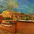 Ait Benhaddou  by Catf