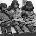 Alaska Eskimo Children by Granger