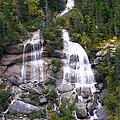 Alaskan Waterfall by David Nichols