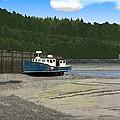 Alma Harbor by R B Harper