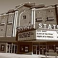 Alpena Michigan - State Theater by Frank Romeo
