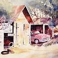 Al's Auto Shop by John  Svenson